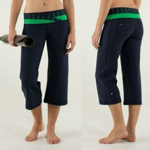 Lululemon Dharana Crop Pants